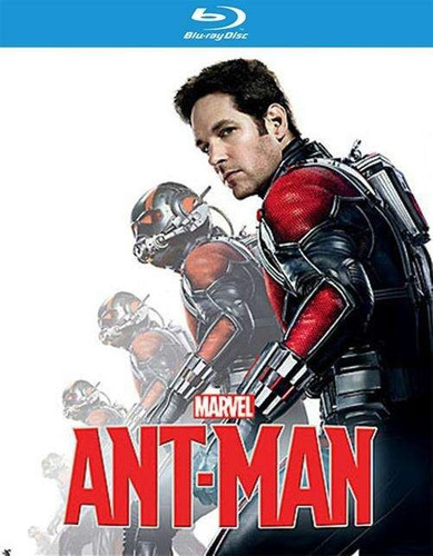 blu-ray ant man / el hombre hormiga / de marvel studios