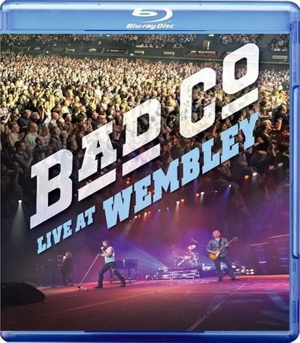 blu - ray - bad company - live at wembley