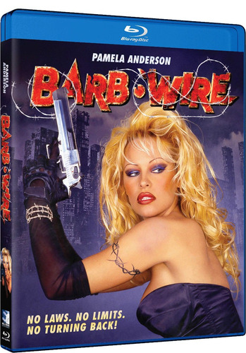 blu-ray : barb wire (blu-ray)