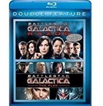 blu-ray  battlestar galactica: razor/battlestar envío grat