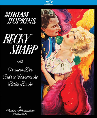 blu-ray : becky sharp (blu-ray)