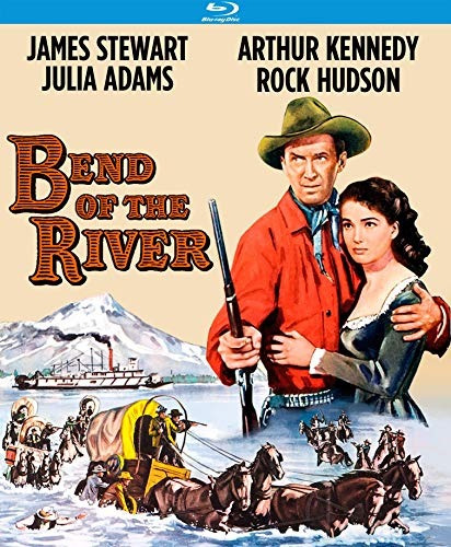 blu-ray : bend of the river (blu-ray)