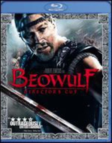 blu-ray : beowulf (director's cut) (director's cut /...
