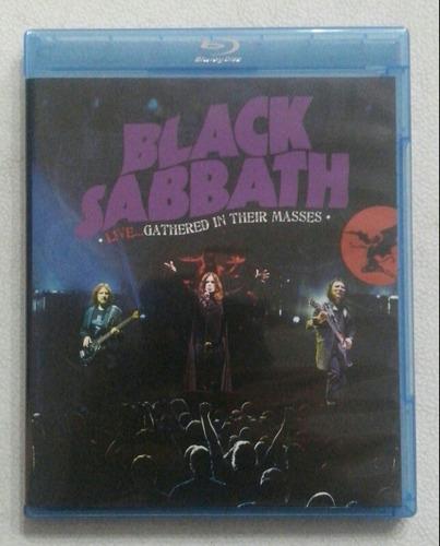 blu ray black sabbath live gathered in their masses nuevo