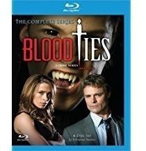 blu-ray  blood ties: the complete series envío gratis