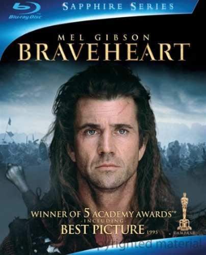 blu-ray braveheart / corazon valiente / edicion de 2 discos