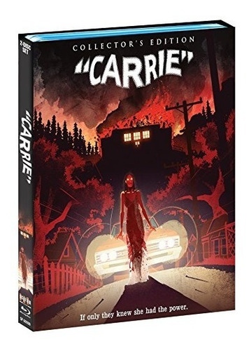 blu-ray :   - carrie (collector's edition) (collector's ...