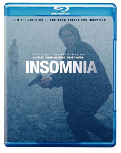 blu-ray christopher nolan insomnia insonia (import) lacrado