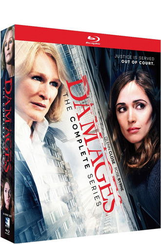 blu-ray : damages: the complete series (blu-ray)