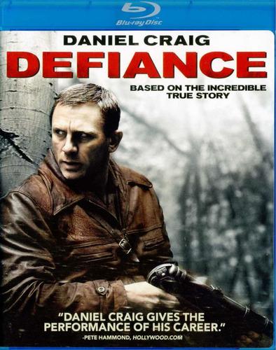 blu ray - defiance- resistencia - original