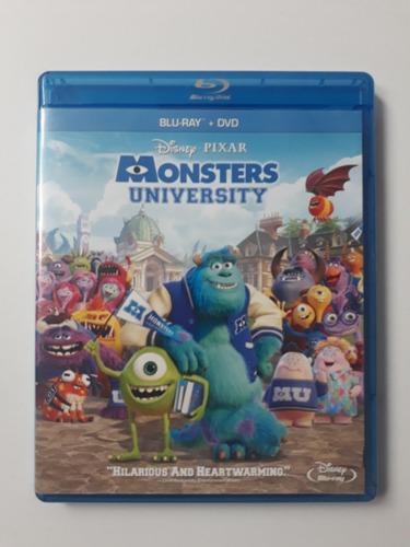 blu-ray disney / buena vista:   monsters university