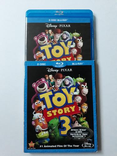 blu-ray disney / buena vista:   toy story 3