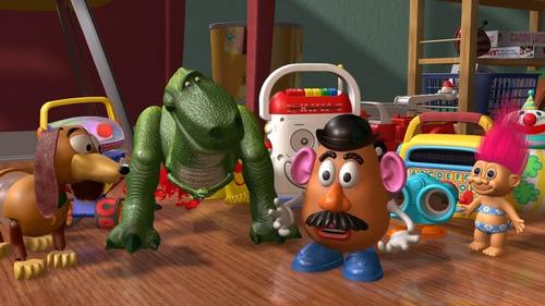 blu-ray disney / buena vista:   toy story