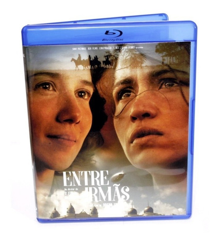 blu-ray do filme nacional entre irmãs - 2017
