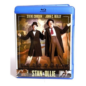 Blu-ray Do Filme Stan & Ollie - 2018 - Legendado