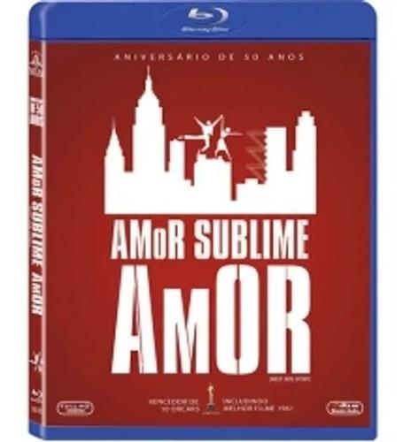 blu-ray + dvd amor sublime amor