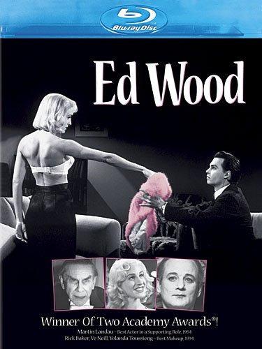 blu-ray :   - ed wood (, widescreen)