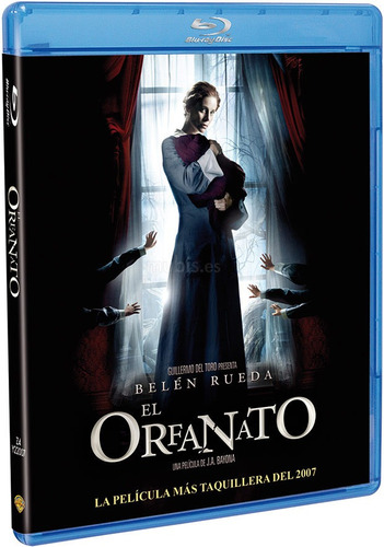 blu ray el orfanato the orphanage guillermo del toro tampico