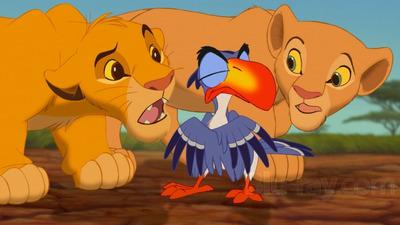 blu ray el rey león 3d - 2d - stock - nuevo - sellado