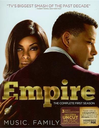 blu-ray empire season 1 / temporada 1