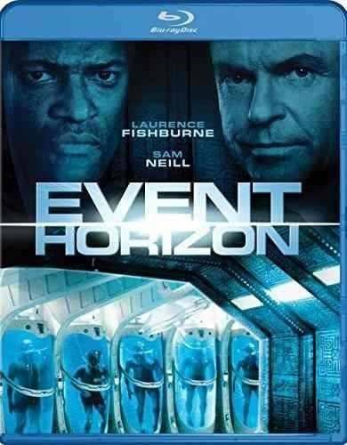 blu-ray : event horizon (widescreen, dolby, ac-3)