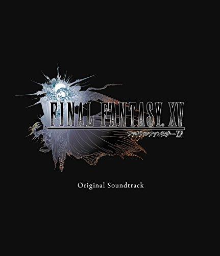 blu-ray : final fantasy xv (original soundtrack) (hong k...