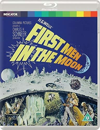 blu-ray : first men in the moon