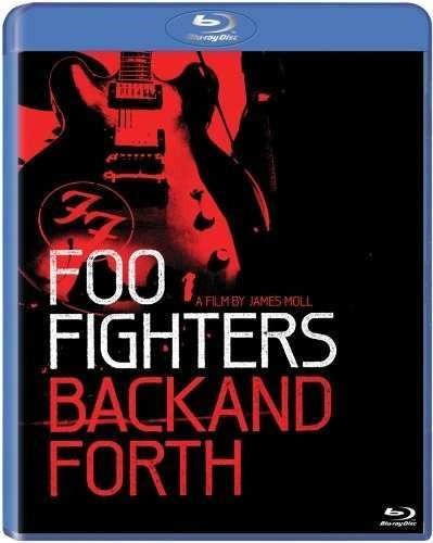 blu ray foo fighters back and forth - legendas portugues