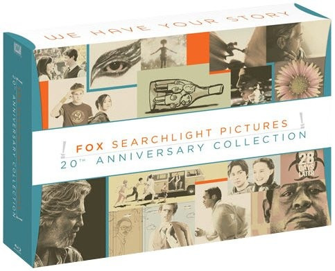 blu-ray fox searchlight pictures: 20 anniversary collection