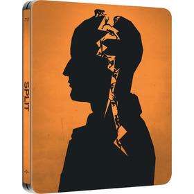 Blu-ray Fragmentado Steelbook Dublado Lacrado