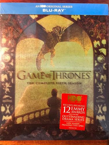 blu-ray game of thrones season 5 / temporada 5