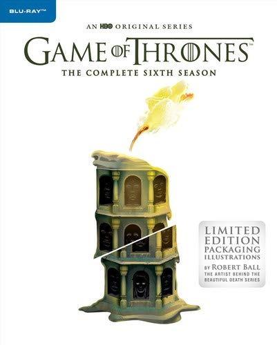 blu-ray : game of thrones: season 6 (boxed set, digit (1338)