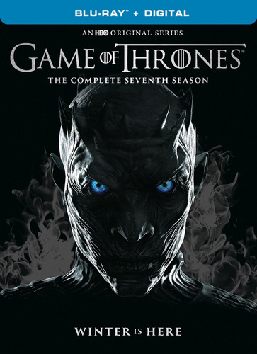 blu-ray game of thrones season 7 digipack / temporada 7