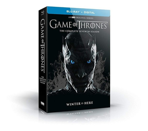 blu-ray : game of thrones: the complete seventh season (...