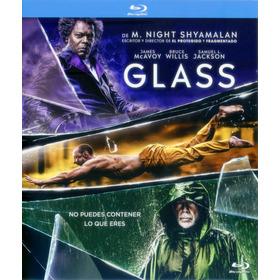Blu Ray Glass - M. Night Shyamalan Original Nueva Cerrada