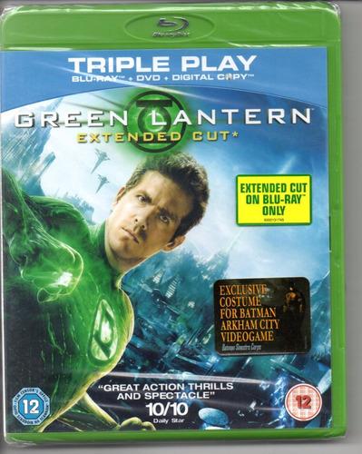 blu-ray green lantern extended cut - bonellihq p20