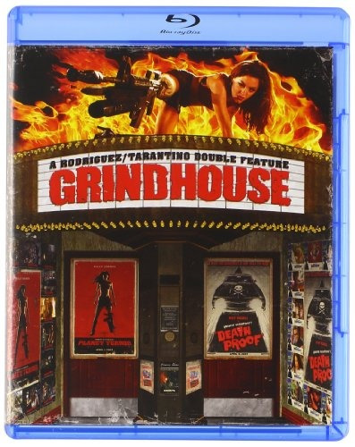blu-ray :   - grindhouse (special edition) (special edit...