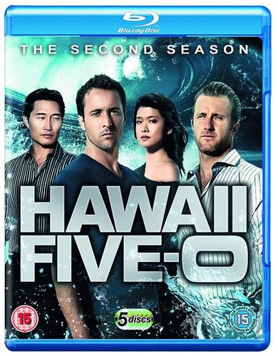 blu ray hawaii 5-0 - segunda temporada - leg. lacrado