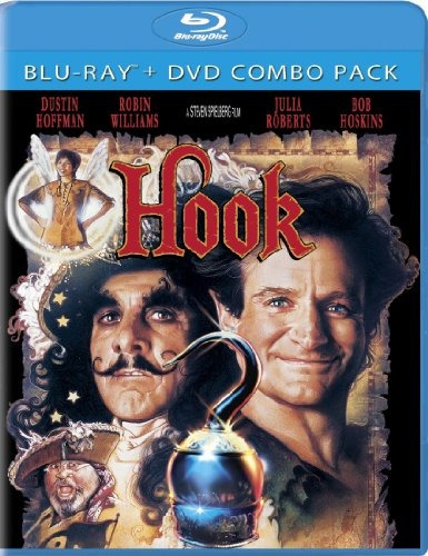 blu-ray : hook (dubbed, widescreen, digital theater syst...