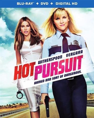 blu-ray hot pursuit / dos locas en fuga / bd + dvd