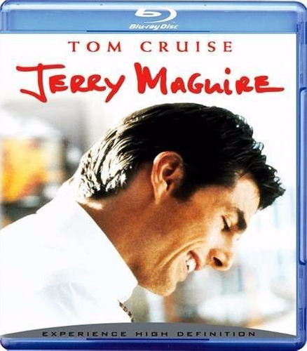 blu ray - jerry maguire - tom cruise
