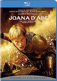 blu-ray joana d'arc - joana darc - milla jovovich - lacrado!