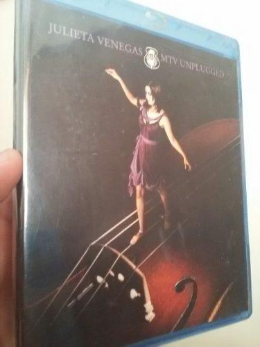 blu ray - julieta venegas - mtv unplugged
