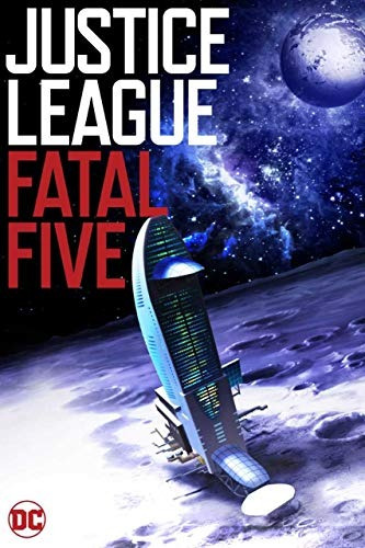 blu-ray : justice league vs. the fatal five (with dvd,...