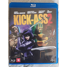 Blu Ray Kick-ass 2