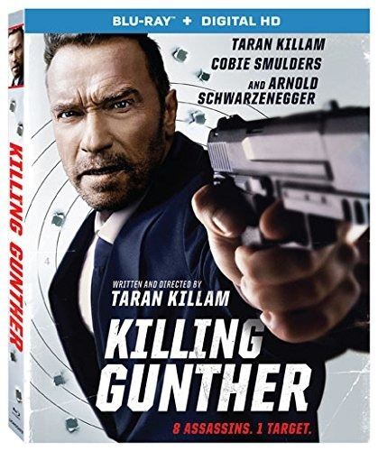 blu-ray killing gunther / arnold schwarzenegger