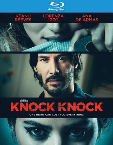 blu-ray knock knock