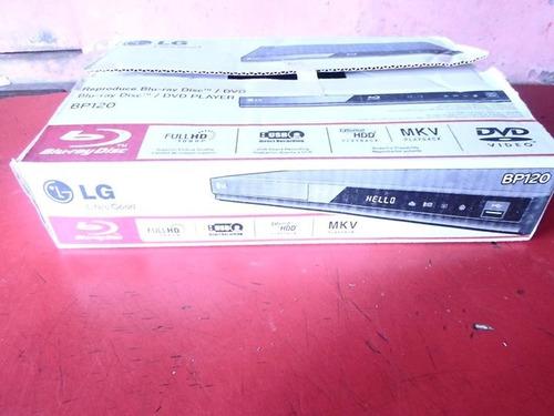 blu ray lg bp120 nuevo