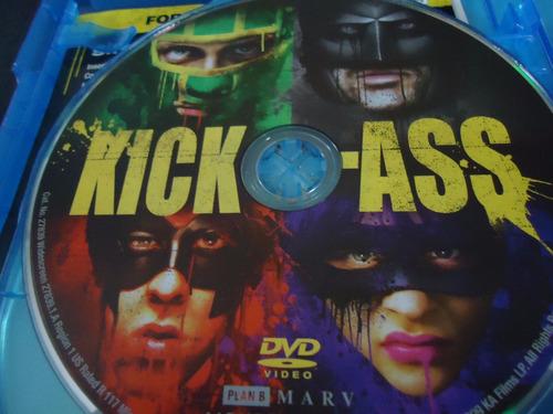 blu-ray lions gate: kick-ass: un superhéroe sin superpoderes