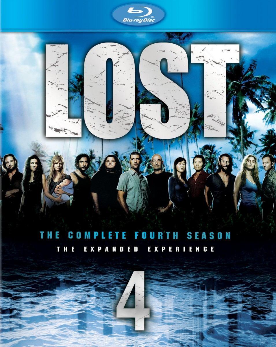 Blu Ray Lost: Cuarta Temporada - Stock - Nuevo - Sellado - S/ 130,00 ...